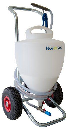 Echipament de sablare Nordblast NB Pro Lite - UNILIFT SERV
