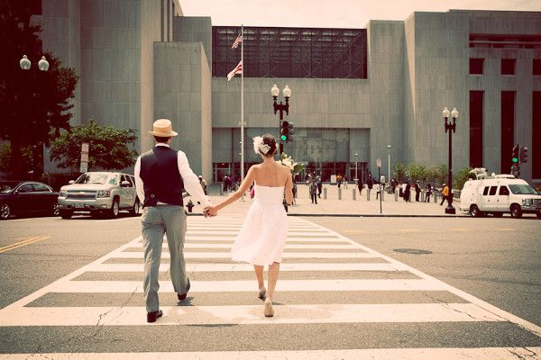 Municipal Chic: City Hall and Courthouse Wedding Venues - Love this!