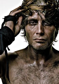 songsofwolves:  Mads Mikkelsen by Patrizio Di Renzo