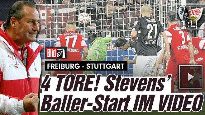 #Huub surely also astro #snake, pity only that VfB still God damned due to #Stuttgart's sadism, so, no luck, bad heart bad luck, read: no luck! Here: Super-Comeback von Stevens! Huub-Huub-Hurra! Stuttgart siegt 4:1 in Freiburg http://www.focus.de/sport/fussball/bundesliga1/bundesliga-im-live-ticker-stevens-comeback-vfb-stuttgart-beim-sc-freiburg_id_4309614.html
