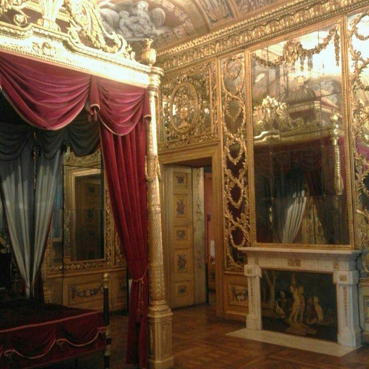 Appartamenti privati dei Savoia, Palazzo Carignano