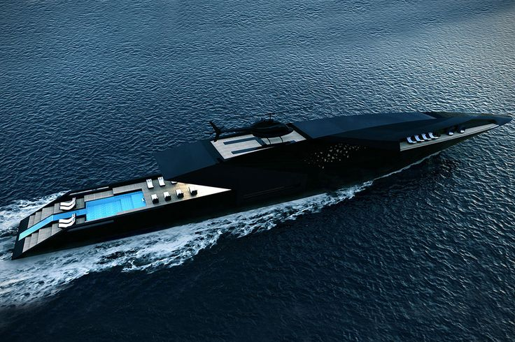 The world of yacht design has seen some incredible innovations in the last decade, and one of the designers leading the way is Turkish visionary Timur Bozc