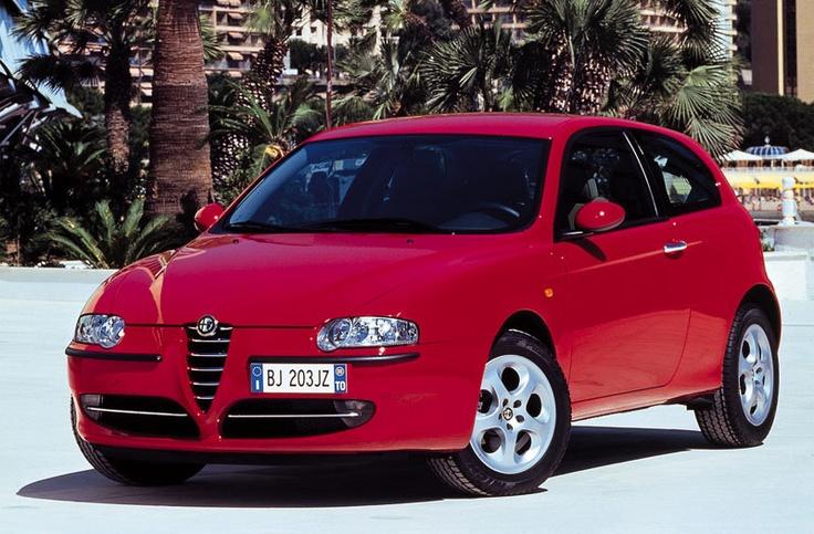 Alfa Romeo 147 1.6 T.Spark 16V Lusso specificaties | Auto vergelijken - AutoWeek.nl
