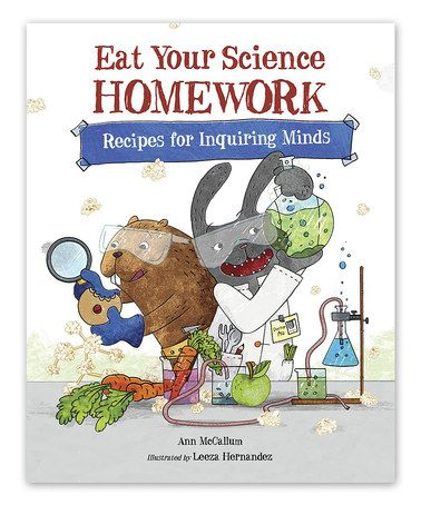 Love this Eat Your Science Homework Activity Book on #zulily! #zulilyfinds