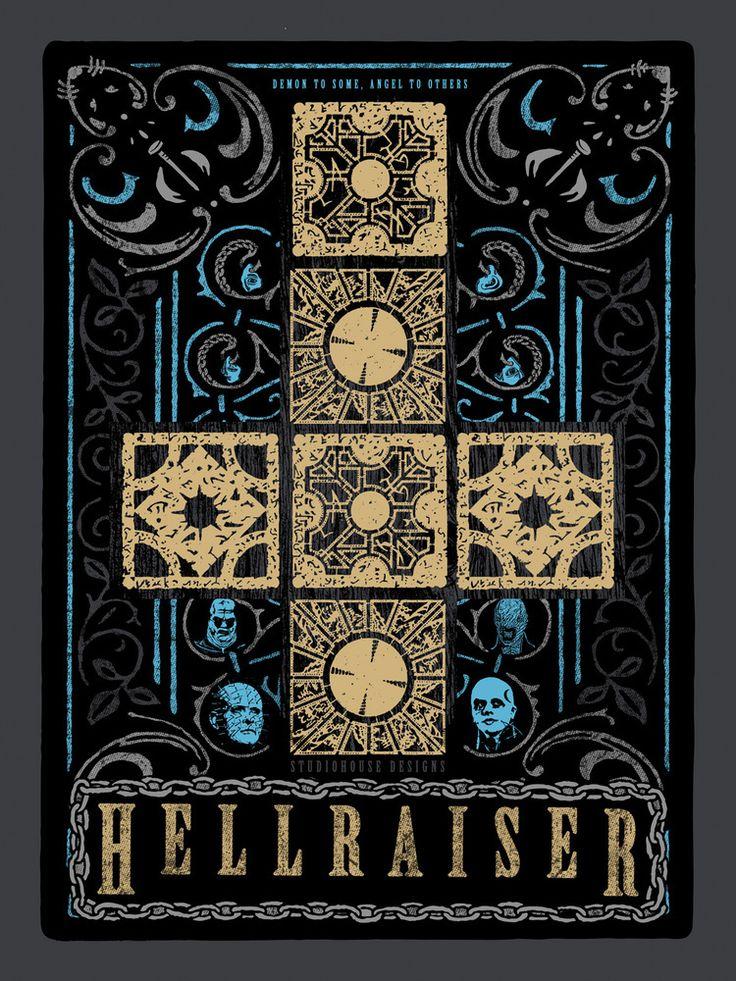Hellraiser by Studiohouse Designs