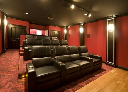 A Media Room Or Home Theater As It Is Sometimes Referred To Space Designed Reproduce The Intensity Of Cinema Experience