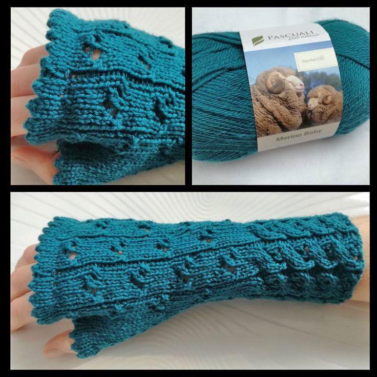 armstulpen stricken Trendige Armstulpen stricken mit dem Sockenwunder – Anleitung