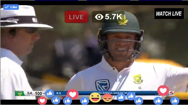 India vs South Africa 2nd Test Day 4 Live Streaming