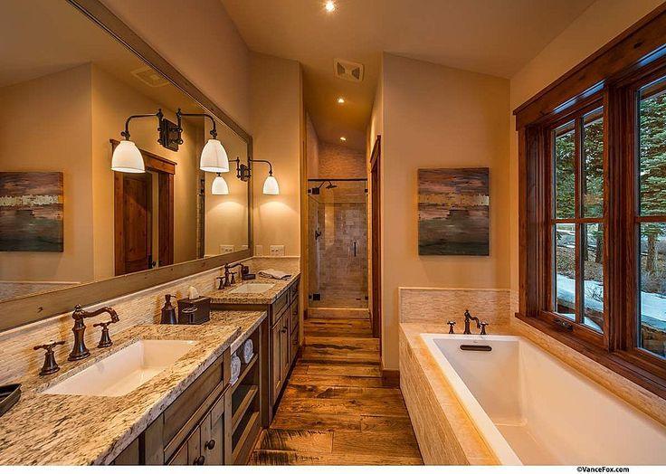 Best 20 rustic elegant home ideas on pinterest for Bathroom designs zillow