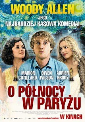 O północy w Paryżu (2011), Lektor PL 1080p - wideo w cda.pl