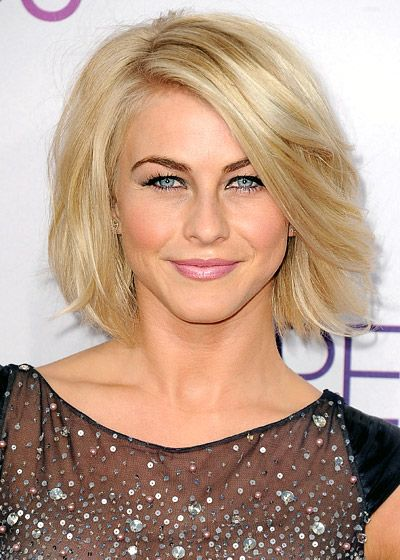 Julianne Hough's lovely layers