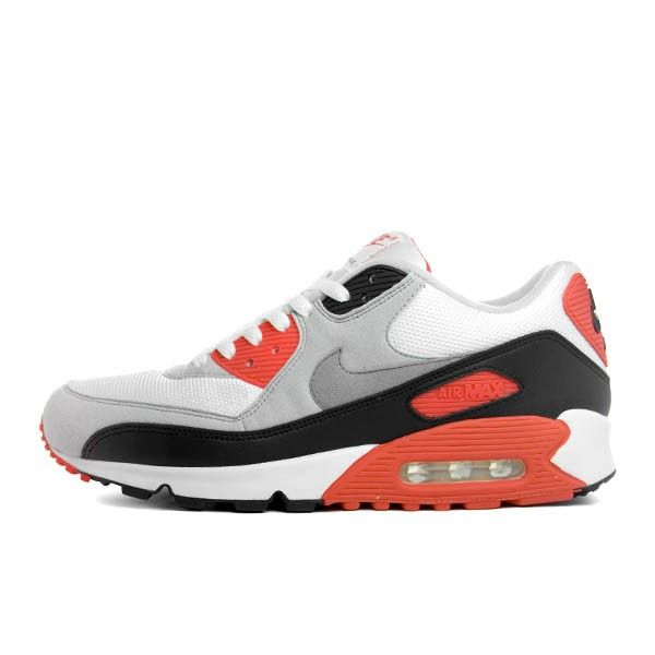 The anticipation is finally over, the long awaited return of the Nike Air  Max 90 \u201cInfared\u201d is back but act fast as these shoes have already sold out  at ...