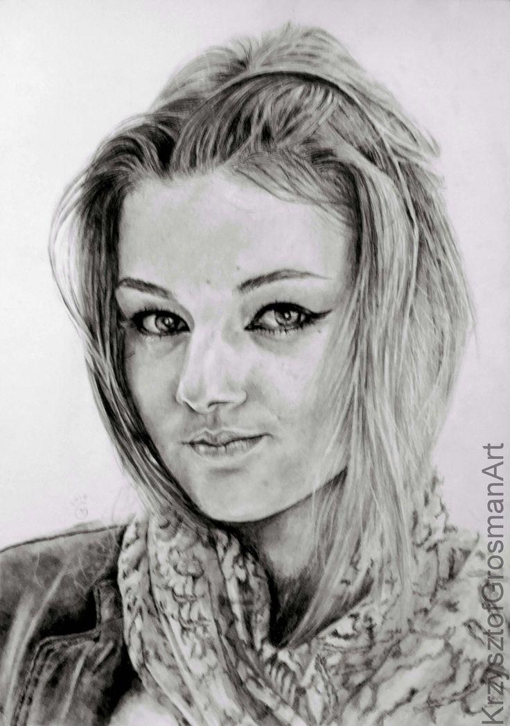 Portrait of Lola Guliana