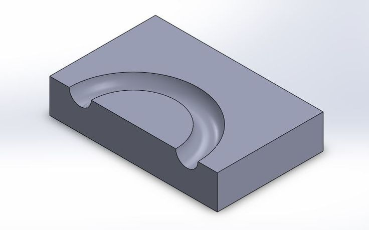 Solidworks Tutorial 19: SolidWorks Swept Cut Features Tool