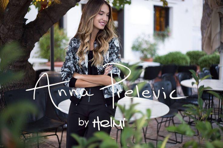 Το bomber που ξεχωρίζουμε από την νέα  Anna Prelevic by Helmi συλλογή! Βρες το με ένα click εδώ > http://bit.ly/2dopDec #AnnaPrelevicbyHelmi #newcollection #FW16 #Helmi Lensed by Dimitris Kapsalis