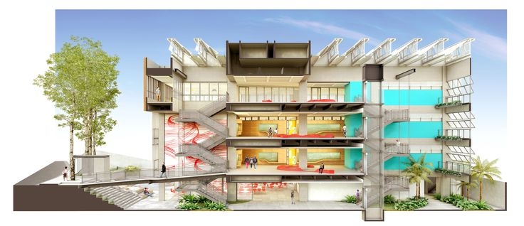 Galeria de Fundação Bradesco / Shieh Arquitetos Associados - 46
