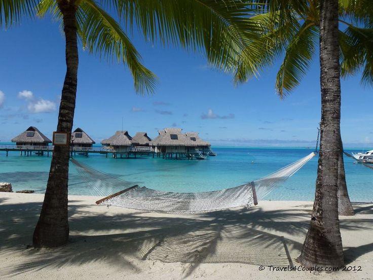 Located On A Beautiful Motu And Nestled On A White Beach And Blue Lagoon,  The Hilton Bora Bora Nui Resort U0026 Spa Is An Idyllic Retreat.