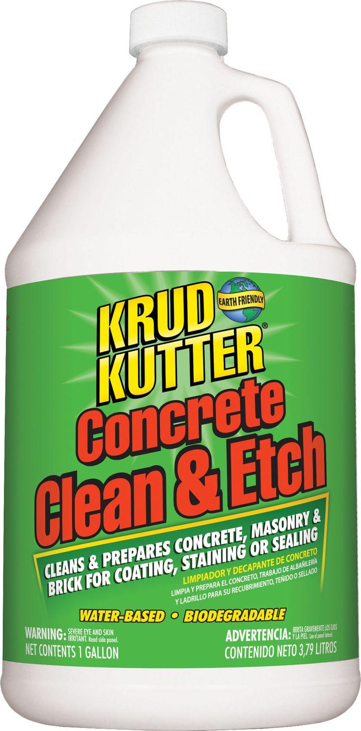 Concrete Cln/Etch 1G