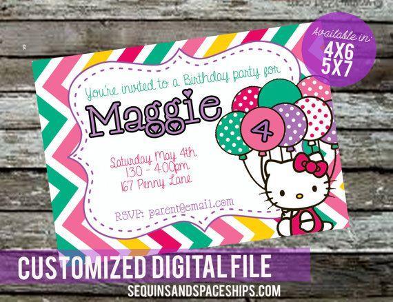 94 best Hello Kitty Birthday Party images – Hello Kitty Birthday Party Invitations Printable