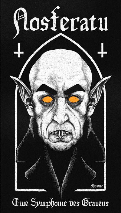 Nosferatu by JuanCamiloMazutier