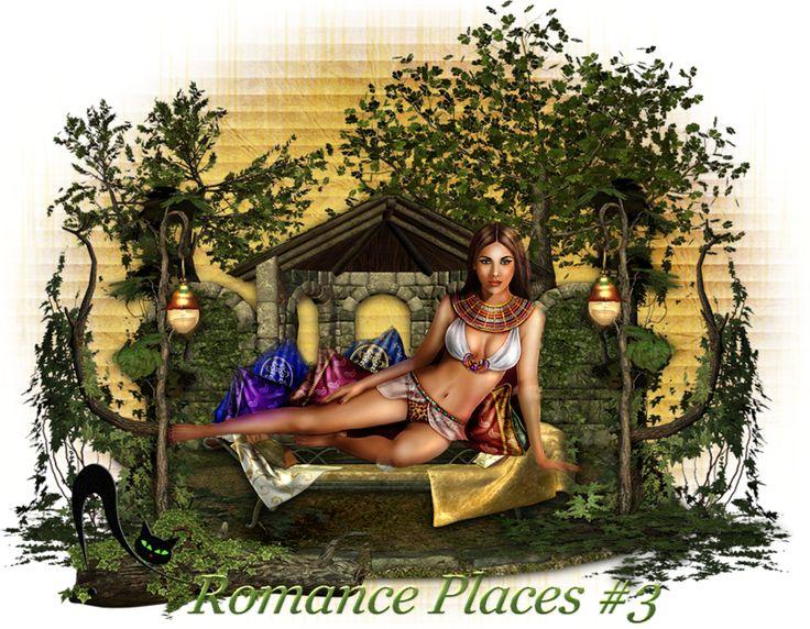 Design Wilds Cat: Романтические места #3 Romance Places #3