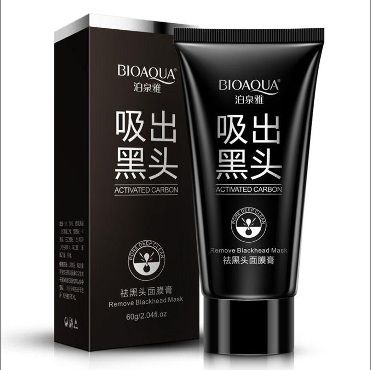10 stks BIOAQUA Zwart Hoofd Masker Acne Mee-eter Masker Diepe Reiniging Peel Off Gezichtsmasker Schoonheid Huidverzorging
