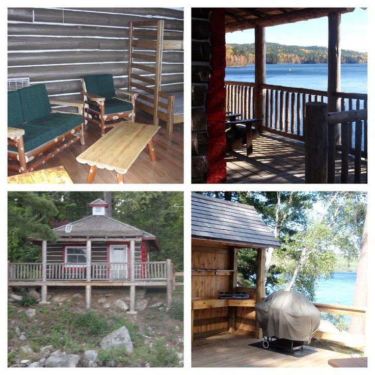 Brent Deputy Ranger Cabin - Algonquin Provincial Park - http://www.ontarioparks.com/roofedaccommodation/