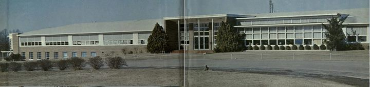 1949-1975 Arab High School. Burned on January 5, 1975