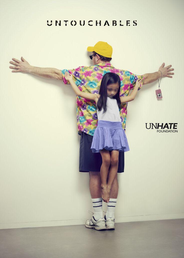 Fondation Unhate - Benetton - Untouchables 3