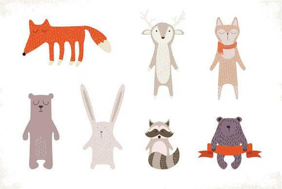 Cute Animals Illustration   Forest Animal Drawings   Cute Illustrations on @creativemarket   #most #cute #illustrations #art #vectors #clipart #draw #drawing #graphic #design #resources #creative #market #animals #forest #girl #couple #love #friendship #bear #fox #cat #dog #bird #logo #template #kawaii #vintage #funny #kids #paris  #wedding #human #balloons #retro #commercial #personal #use #handdrawn #creative #market #bundle #watercolor #best #cheap #affordable #beautiful #digital #print