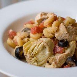 Greek Chicken Pasta Allrecipes.com