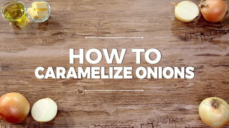 Onions can add a distinct flavor to any food but you must know first how to caramelize them.  --------------------- Follow us on: Facebook: http://sodl.co/2dRsH0l Instagram: http://sodl.co/2eMvdCP  Twitter: https://twitter.com/sodlco  Pinterest: http://sodl.co/2jq3kHY