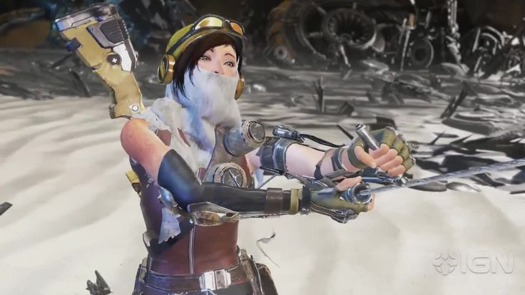ReCore Trailer - Gamescom 2016 Check out the trailer for ReCore from the legendary Keiji Inafune and the makers of Metroid Prime. August 16 2016 at 01:40PM  https://www.youtube.com/user/ScottDogGaming