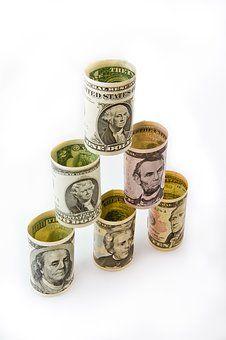 Money, Dollar, Finances