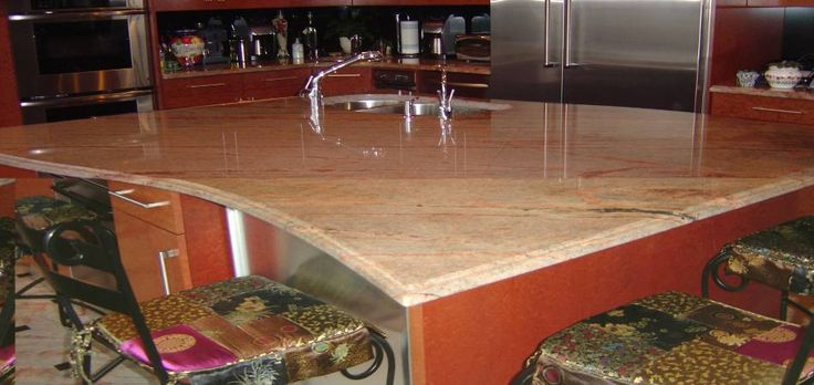 With the help of the granite countertops, things become easier in the kitchen. Now, you no longer have to worry about the strength of your countertop since that is made of granite which is known for its strength that it possesses being an igneous rock. Granite is also a stone which has unique patterns and colors. Know more on it at http://www.forevermarble.com/kitchen_countertops.html.