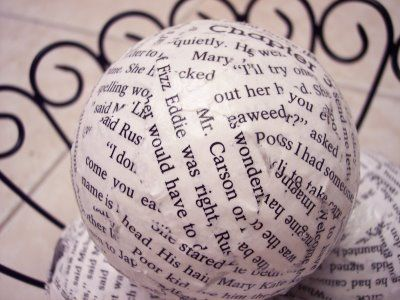 45 best christmas and books images on pinterest christmas ideas chocolate monday diy do it yourself deco ball solutioingenieria Choice Image