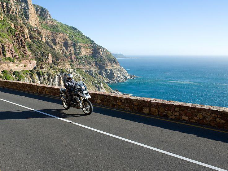 Chapman's Peak #houtbay #motorcycletourssouthafrica #adventuretravel #bmw1200gs