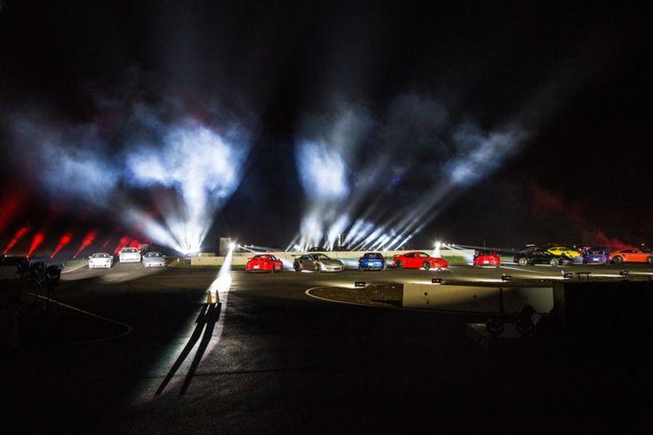 Porsche Experience Center Opening