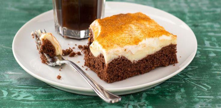 Připravte si skvělý dezert, kterým zakončíte nedělní hostinu. Upečte si koláč s pudinkem. Je velmi jednoduchý.  Nejprve uvařte pudink:  1)...