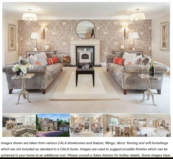 Elegant Show Homes