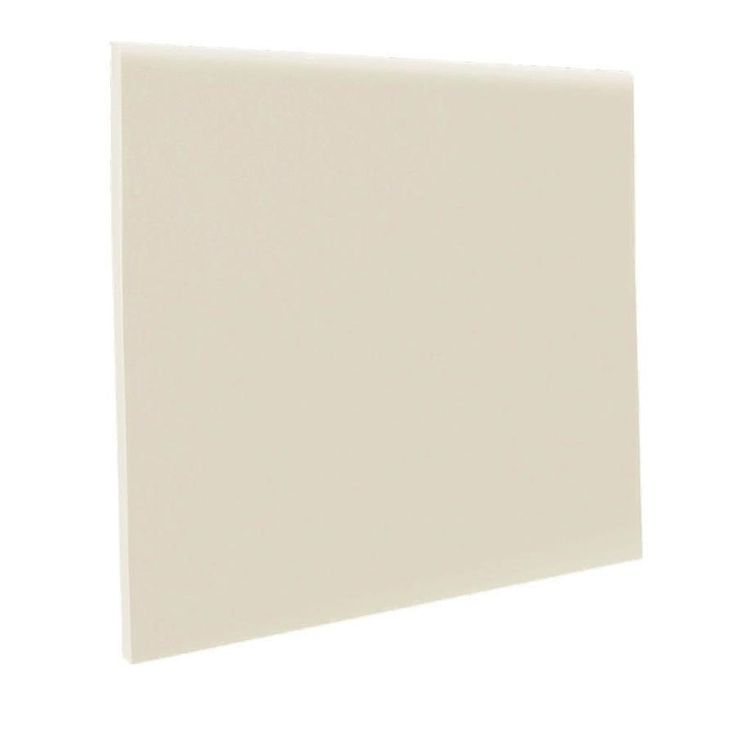 Flexco 1 Pack 2 5 In W X120 Ft L Meridian Bone Vinyl Wall Base Vc25n01p030 Cove Base Wall Pvc Vinyl