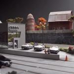 Audi Scalextric ad