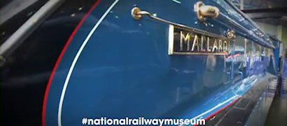 National Railway museum at York