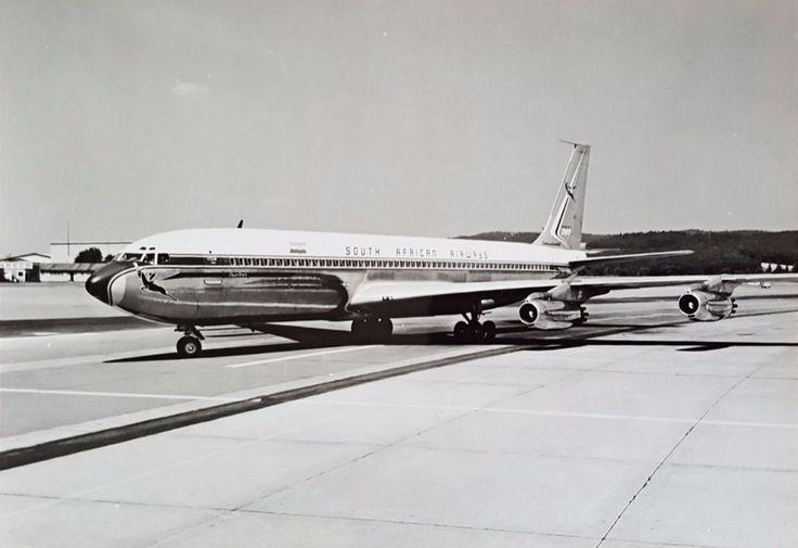 Suid Afrikaanse Lugdiens 707