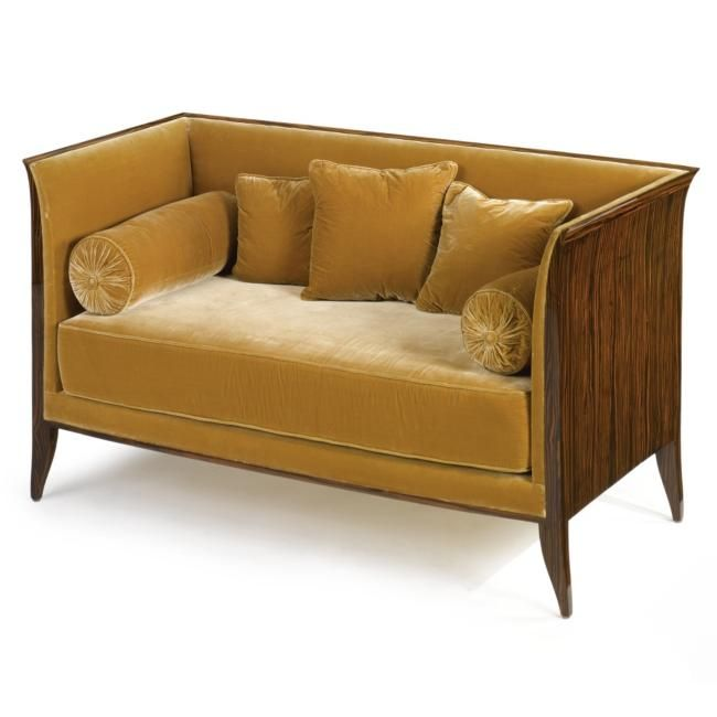 Emile Jacques Ruhlmann, Rothermere Settee ~ 1925 ~ Sotheby's