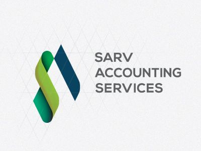 Sarv Accounting logo  by Shawn Sepehry