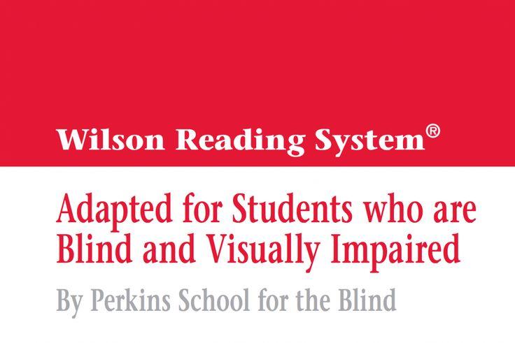 Wilson Reading System Brochure