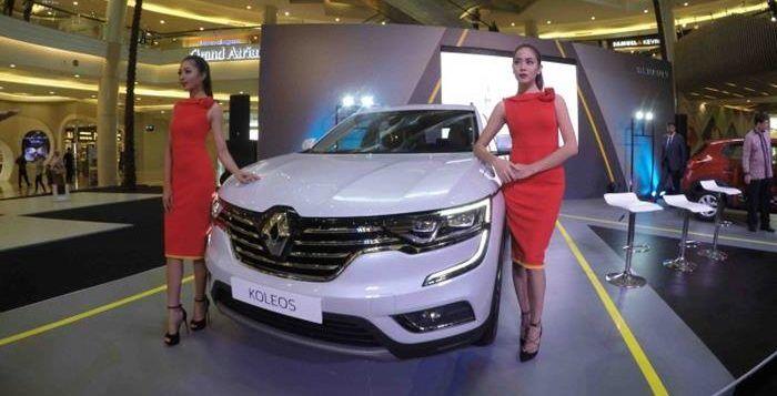 Detail Spesifikasi Renault Koleos Indonesia 2016
