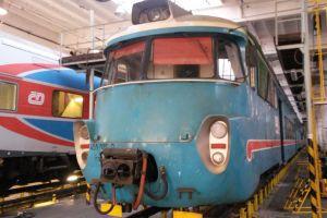 Legendární vlaky přezdívané žabotlamy mají před sebou poslední rok provozu.jpg-Foto:Radek Duchoň