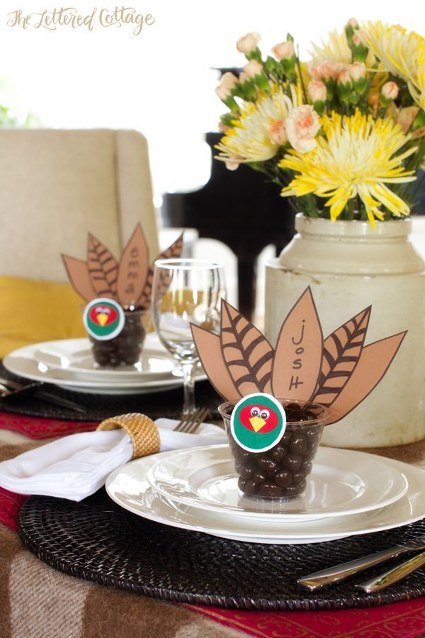61 Best Diy Thanksgiving Crafts And Food Images On